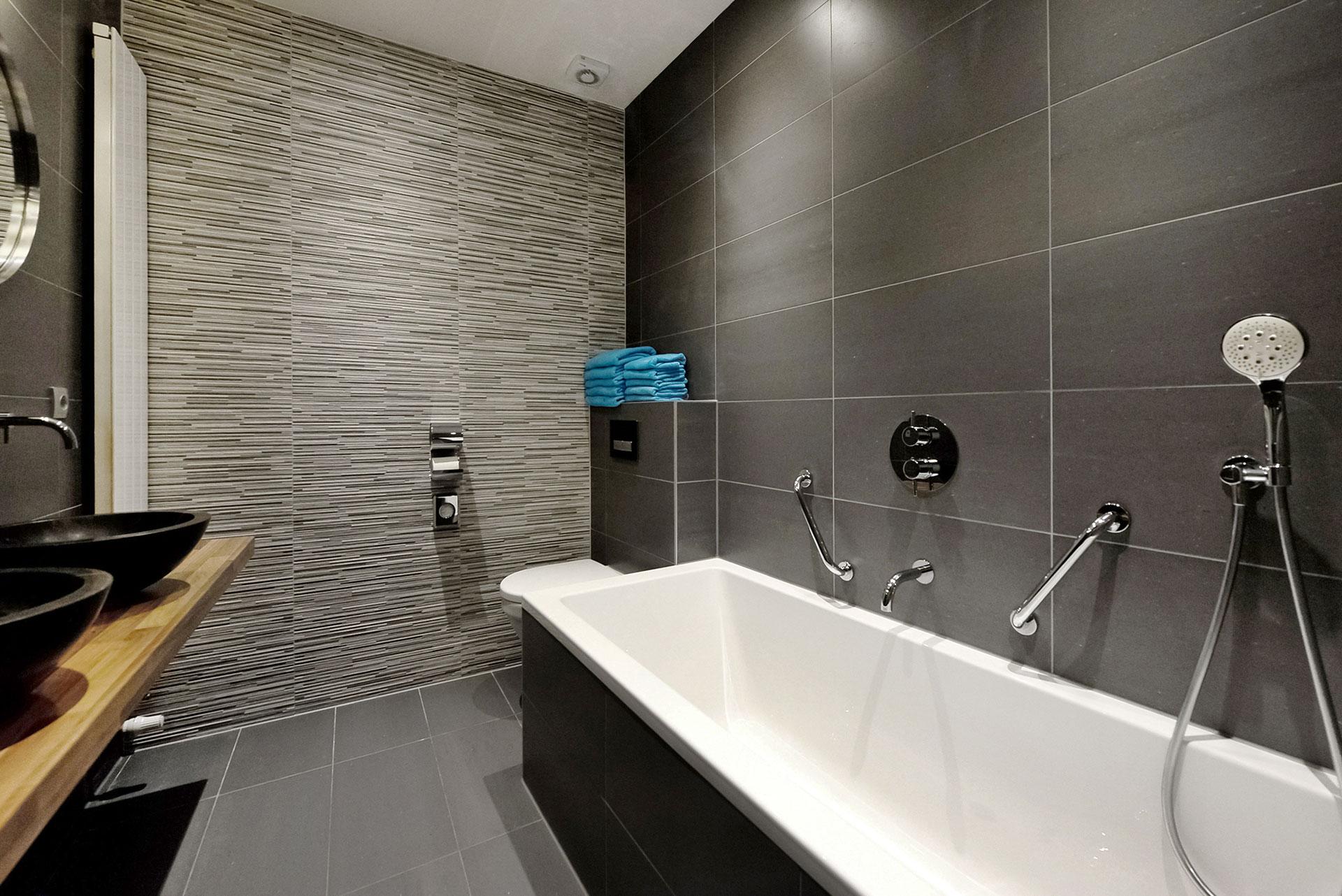 Boomstam blad badkamer badkamermeubel houten blad